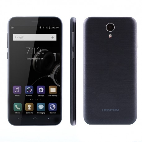 HOMTOM HT3 PRO LTE 5.0 HD IPS 2GB RAM 16GB ROM ANDROID 5.1 LOLLIPOP